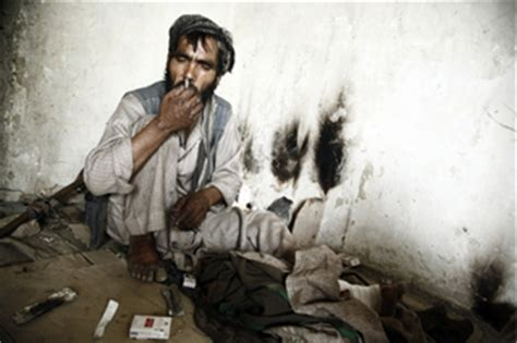 Addicted Brief Uwad 007 use in afghanistan survey released