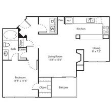 7421 on frankford floor plans 7421 on frankford rentals dallas tx apartments