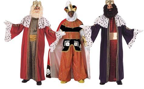fotos reyes magos reales disfraces funidelia para navidades reyes magos papa noel