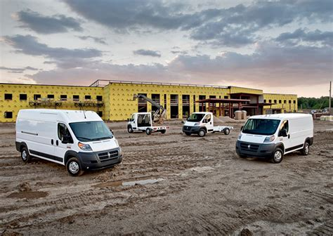 Larry Roesch Jeep 2015 Ram Promaster 174 Offers Nearly Unparalleled Versatility