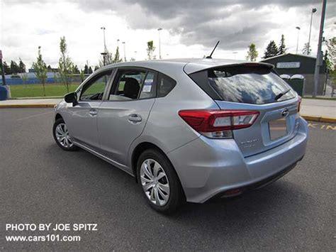 2017 subaru impreza wheels 2017 subaru impreza 5 door hatchback exterior photos page