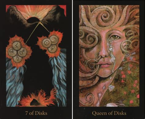 the mary el tarot 0764340611 a view from the deck the mary el tarot astrology and horoscopes by eric francis