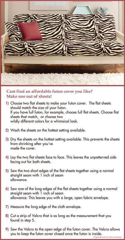 make your own futon cover make your own futon cover saw this idea on ehow and