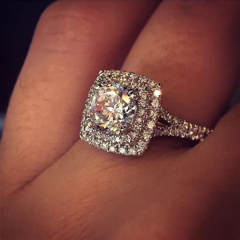 Eheringe Eckig by Top 10 Engagement Ring Designs Our Insta Fans Adore