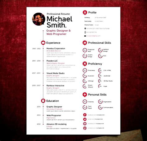 media cv template free samples examples amp format