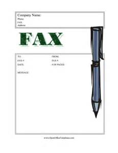 fax coversheet stylus pen openoffice template