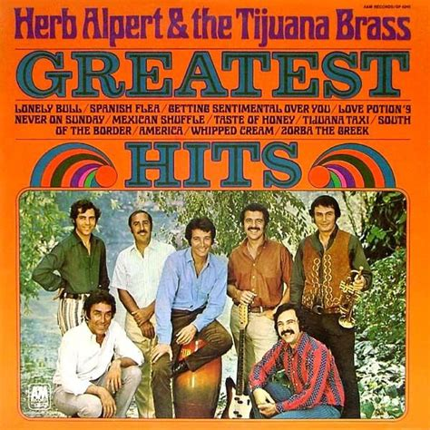 the best of herb alpert herb alpert the tijuana brass greatest hits vinyl lp