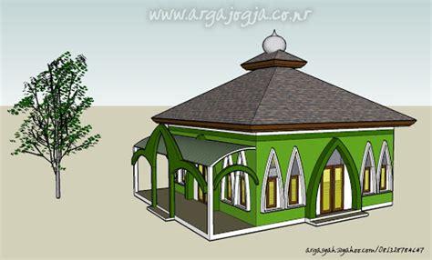 desain pintu mushola desain masjid minimalis modern 2016 prathama raghavan
