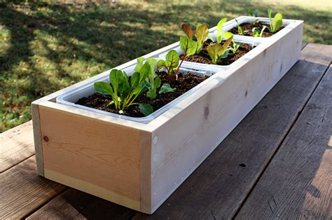 Build A Wooden Planter Box How To Make Wooden Planter Planter Boxes