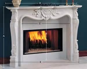louis xiv marble mantel fireplace mantel surrounds