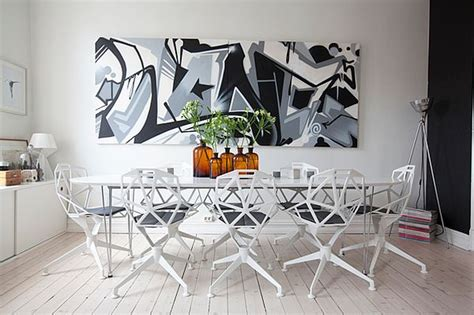 Dining Room Art by Vandalizing Your Home With Graffiti The Messy Art That