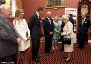 elizabeth ii and duke of edinburgh salute work of
