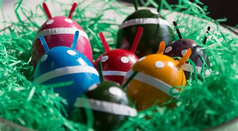 android easter eggs did you about the easter eggs found in some of the more popular android apps