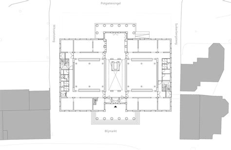 van gogh museum floor plan project lobby art cloud