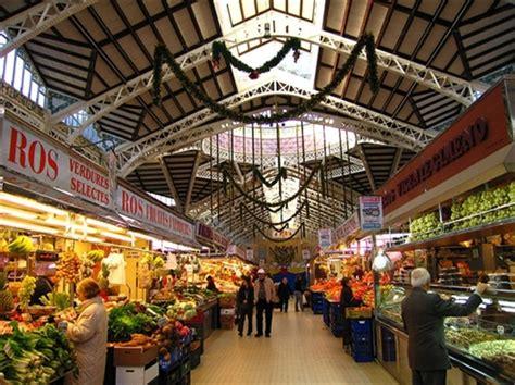 imagenes de mercado mercado central de valencia apartamentos aznar valencia