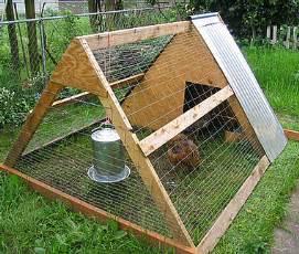 Small Backyard Chicken Coop Plans Free Como Hacer Un Gallinero Casero De Traspatio F 225 Cil Ganar Dinero Por