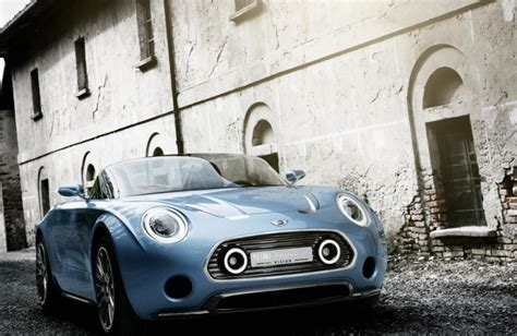 Bremssattel Aufkleber Mini by Mini Superleggera Vision Roadster 1 Tuningblog Eu Magazin
