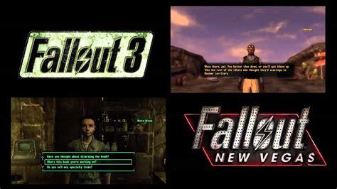 or better head2head fallout new vegas vs fallout 3 comparison