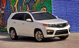 2012 Kia Sorento Sx Car And Driver