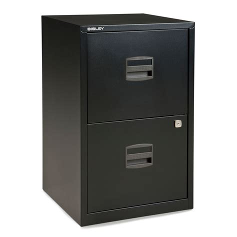 bisley 2 drawer home file cabinet