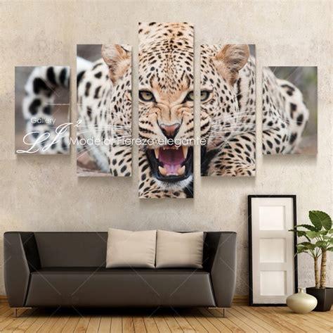 fotos en cuadros cuadros de tigre animales salvajes felinos decoraci 243 n