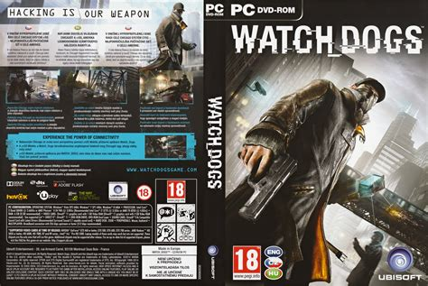 Pch Watch - watch dogs m 225 s extras pc espa 241 ol ingles 4dvd5