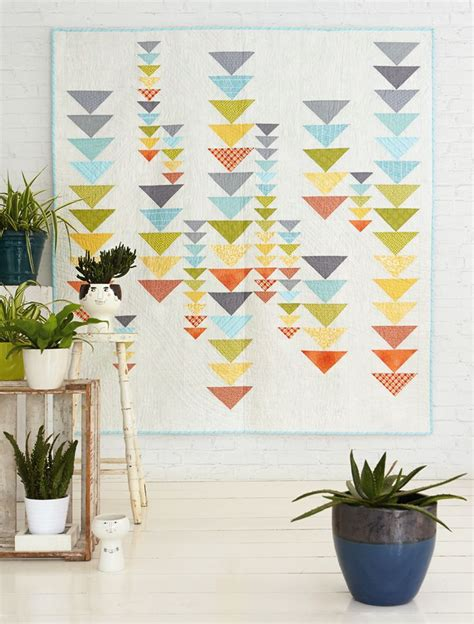 Patchwork Goose - 25 best ideas about flying geese quilt on