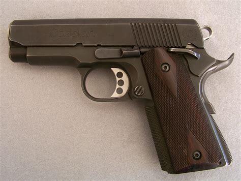 Colt Officers Model by Lou S Gun Work Gunsmithing Colt Caspian 1911 Officer Model