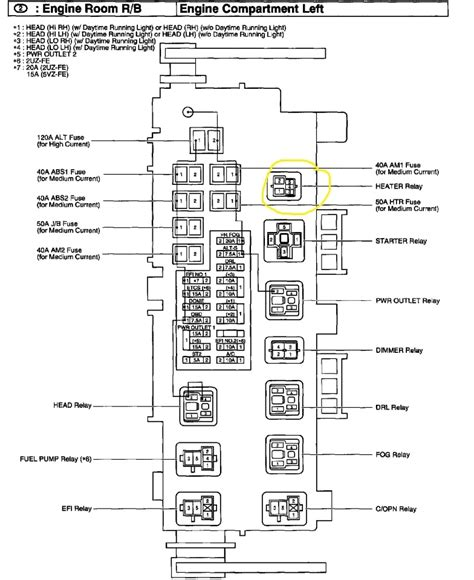 wiring diagram for toyota camry 1999 toyota electrical