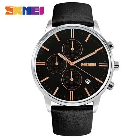 Skmei 9103 Jam Tangan Analog skmei jam tangan analog pria 9103cl black black
