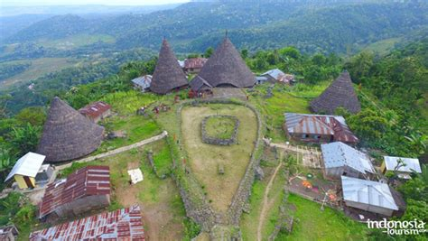 todo village  manggarai regency east nusa tenggara province