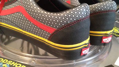 Jual Vans Limited Edition vans x limited edition skool l e way hexagon black colorway 11 7 13