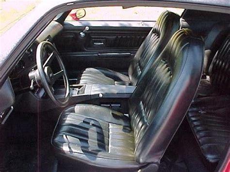 69 camaro interior kit 1971 camaro master interior kit standard interior stage 3