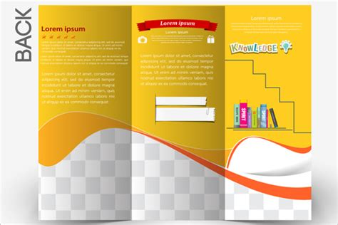 brochure templates education free 30 educational brochure templates free psd word designs