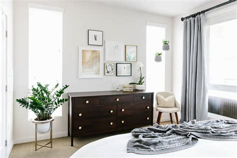 Minimalist Bedroom Design by My Modern And Minimalist Bedroom Design With Havenly