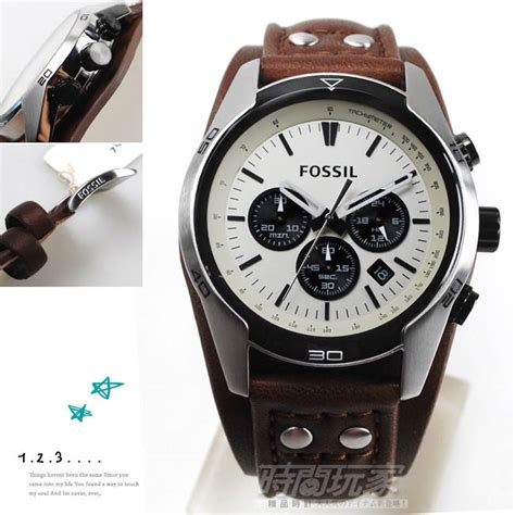 Jam Tangan Fossil Ch 3018 jam fossil ch2890 coachman chronograph promo jam fossil