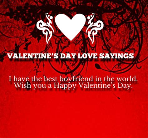 valentines quotes for boyfriend happy s day quotes for