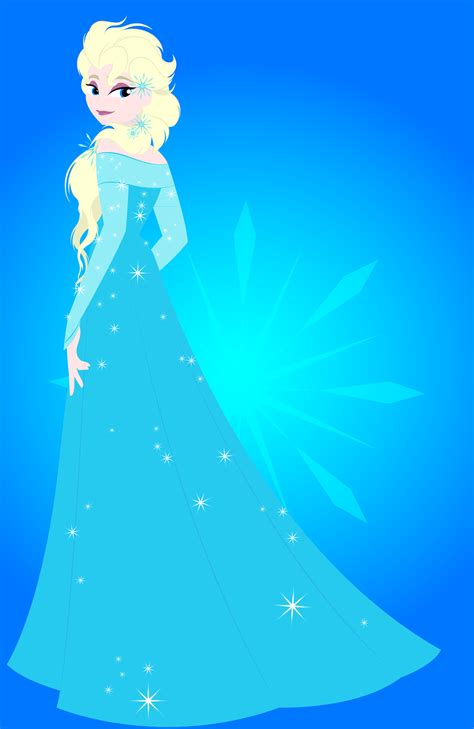 download film animasi snow queen elsa the snow queen third drawing by alex2424121 on