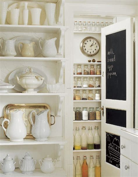 Pantry Ideas For Kitchen by Dishfunctional Designs Chalk It Up Creative Uses For