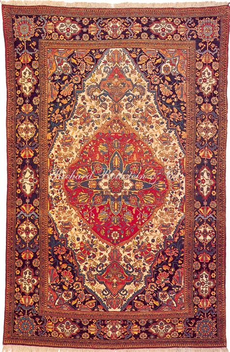 Antique Kashan Rug 4 4 X 8 1 Antique Persian Antique Rugs