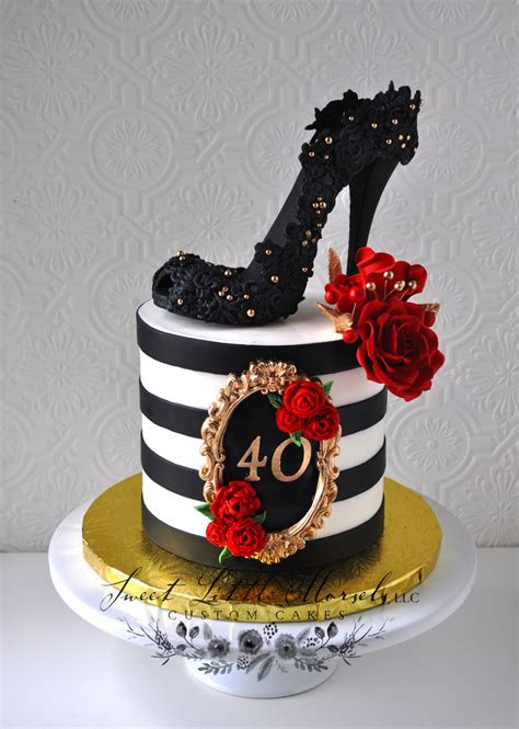40th Birthday Cakes by 40th Birthday Cake Cakecentral