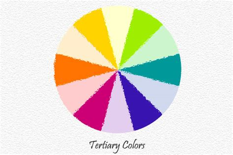 Tertiary Colors by Color Theory Part 1 Web Pixel Designer