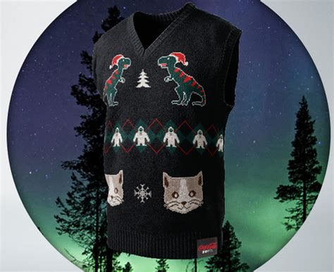 christmas sweater design your own sweater vest