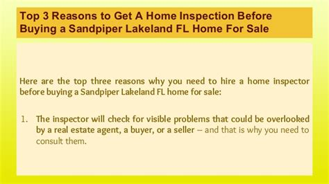when to get a home inspection when buying a house house inspection before buying 28 images nine things to before you hire a home