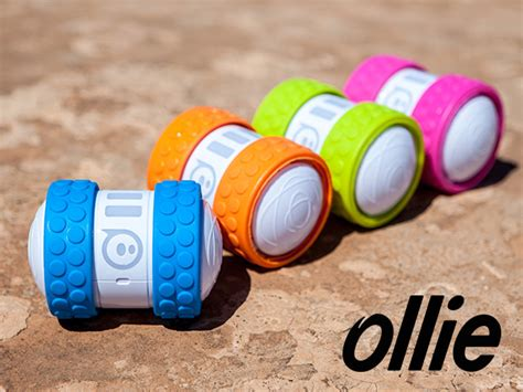 Ollie next generation app controlled robot by sphero