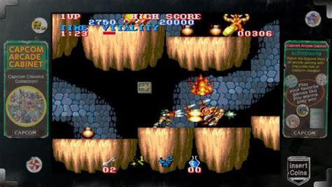 capcom arcade all in one pack capcom arcade pack 1 review gaming nexus