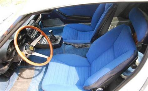 car upholstery montreal car picker alfa romeo montreal interior images