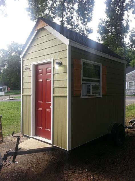 Micro House by Dwayne S Tiny House Project
