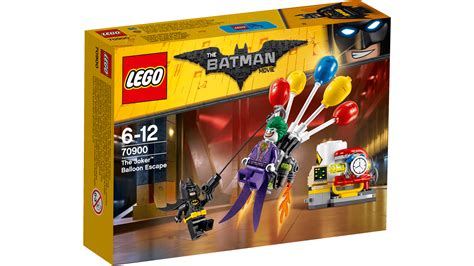 Lego Batman 70900 The Joker Balloon Escape 70900 the joker balloon escape products batmanmovie lego