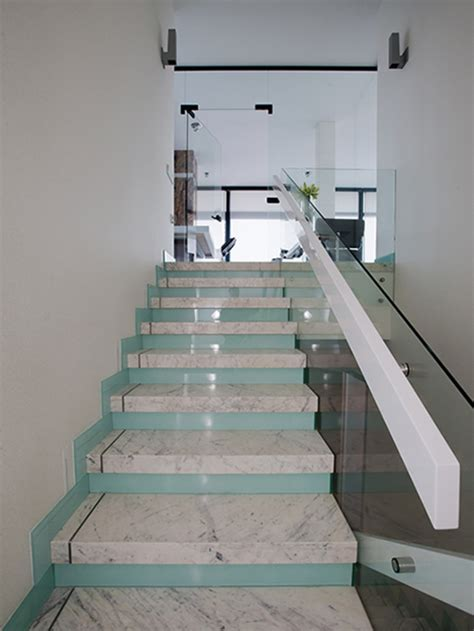 Interior Railings Modern by Trends Of Stair Railing Ideas And Materials Interior Outdoor